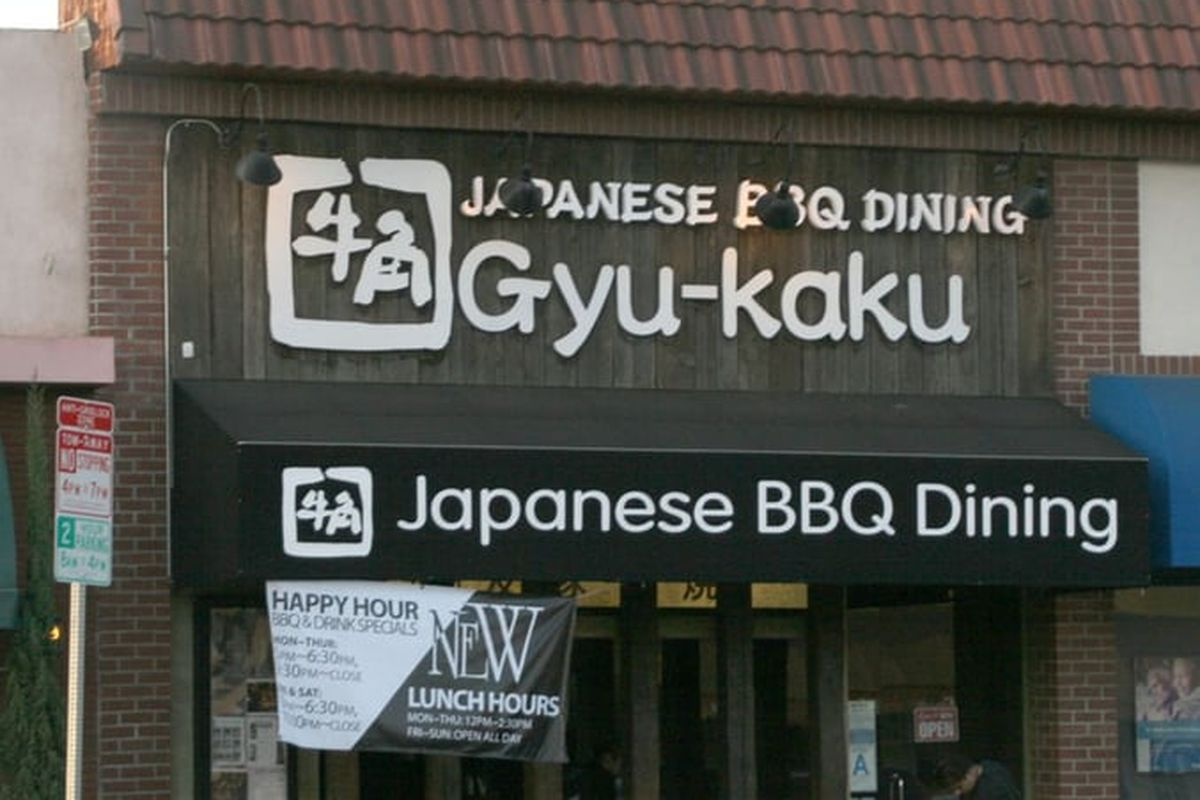 The Original Gyu Kaku Anese Bbq In Los Angeles Yelp Mike L