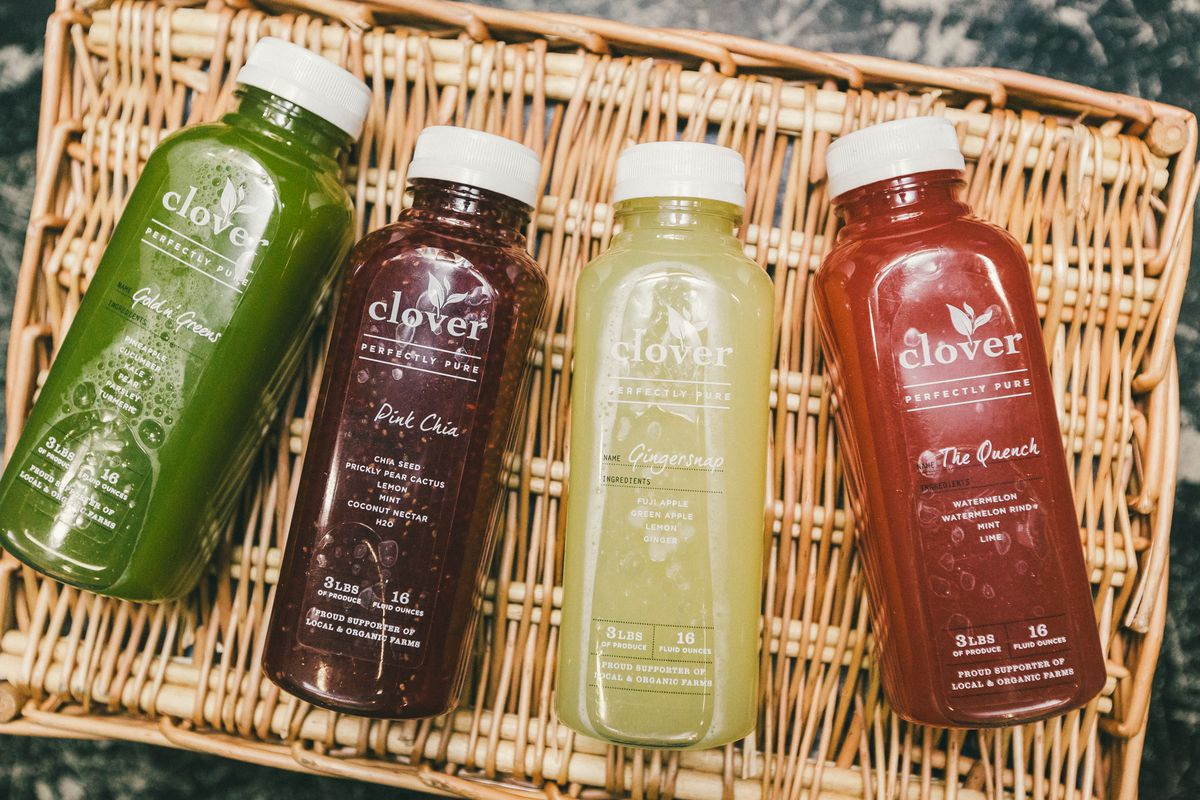 Have we reached peak juice racked like most boutique juices they are cold pressed meaning their contents have been pulverized and then hydraulically pressed instead of blended using a malvernweather Choice Image