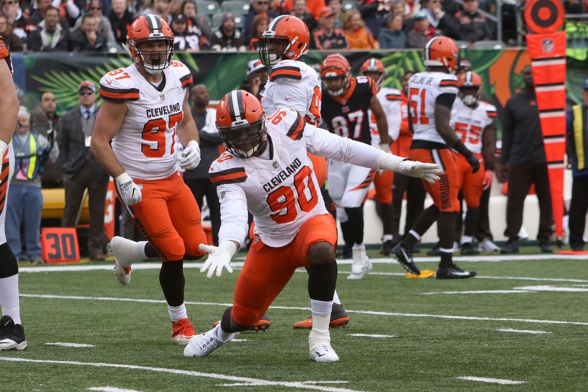 6 Times The Browns Embarrassed The Bengals And Had Fun Doing