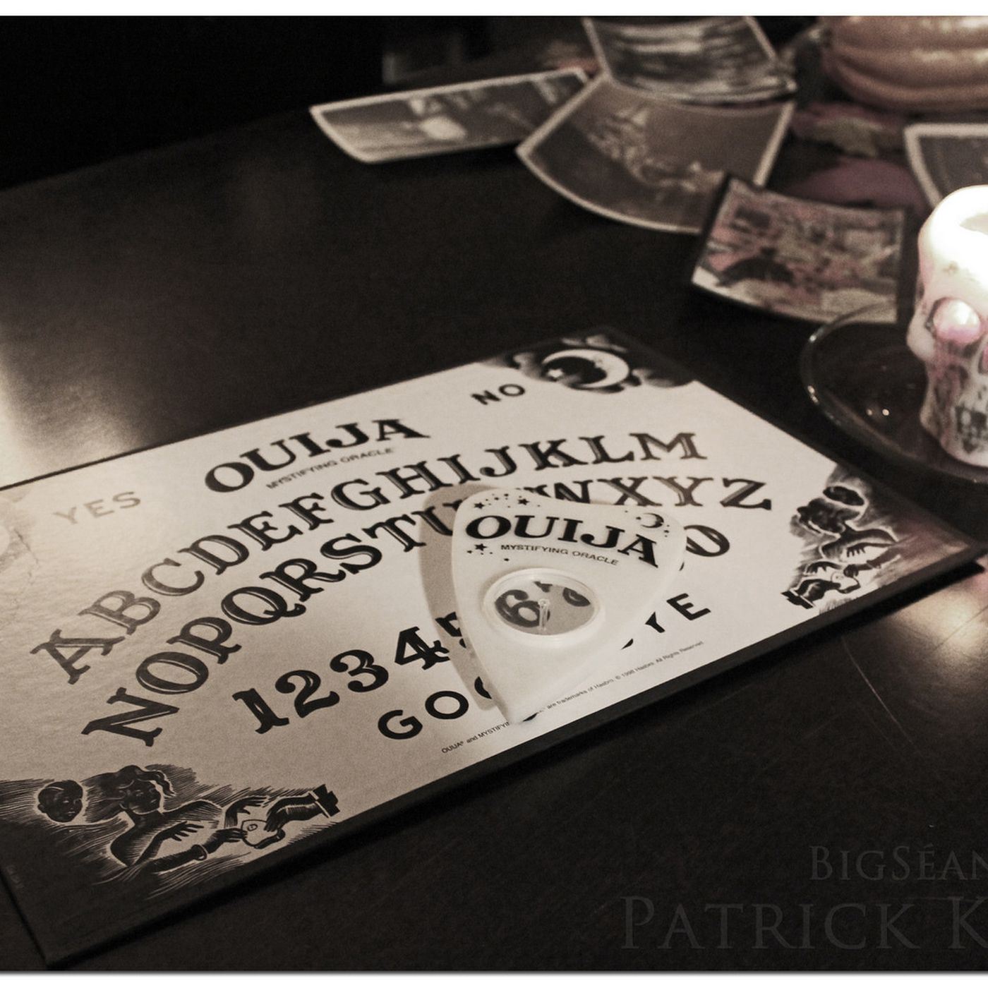How Ouija Boards Work Hint Its Not Ghosts Vox Create A Detailed Circuit Board Text Effect In Adobe Illustrator