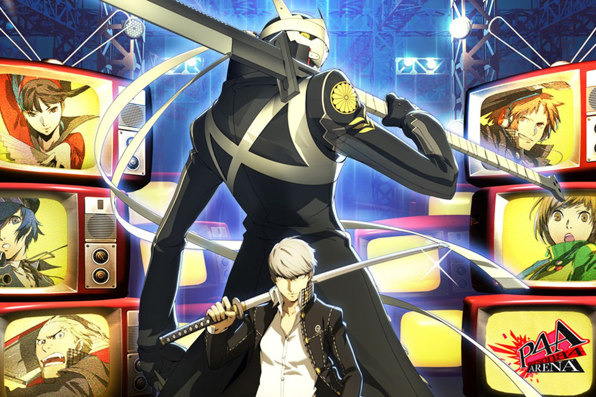 Persona 4 Arena E3