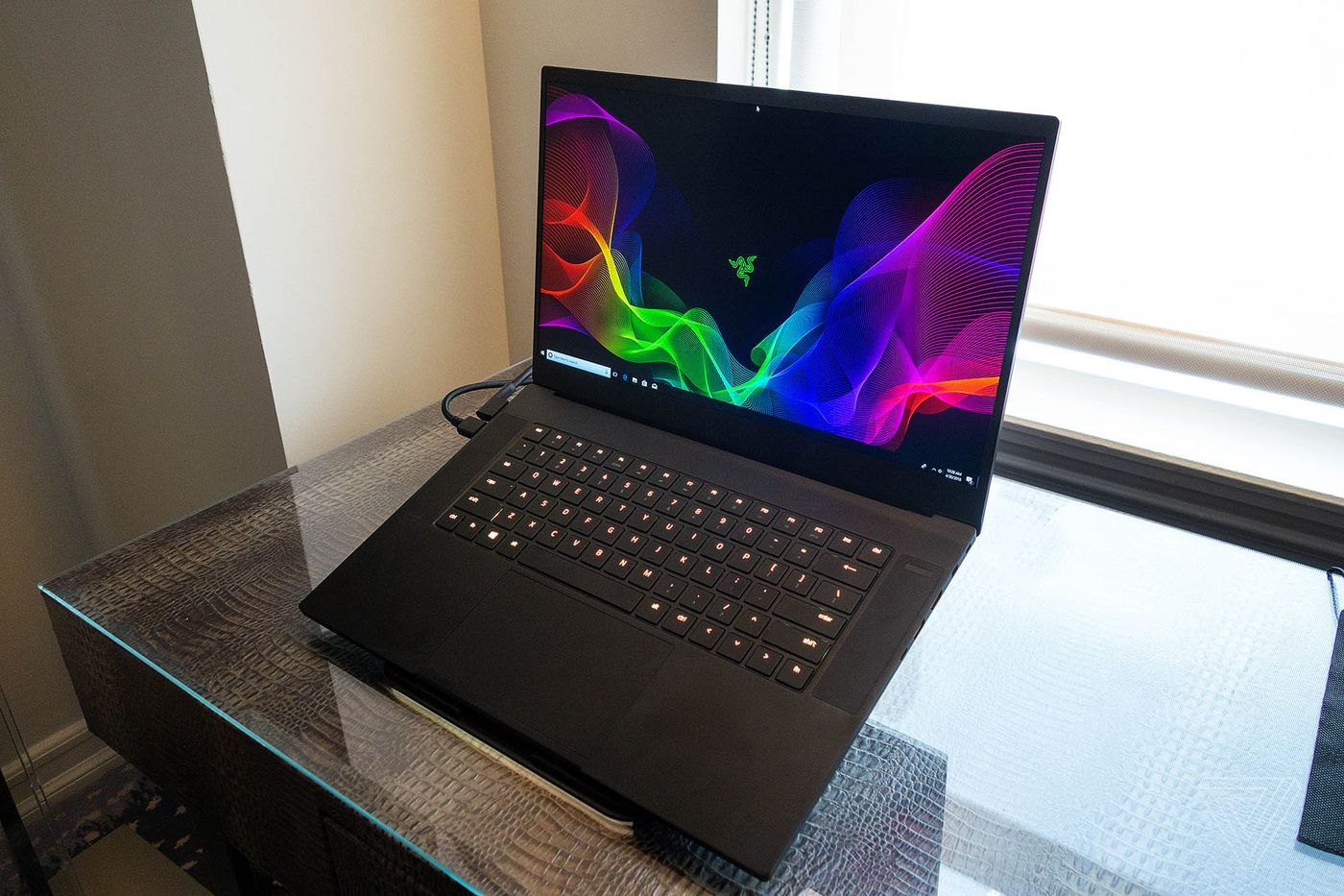 The new Razer Blade has a bigger screen, smaller bezels, and