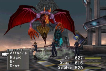 Ranking The Numbered Final Fantasy Games Polygon