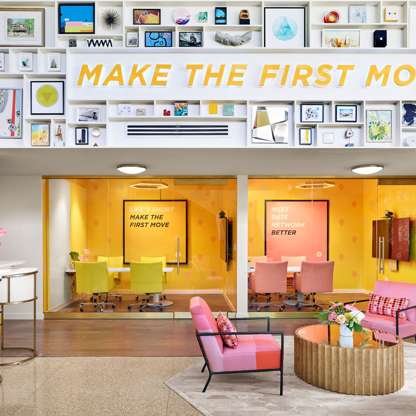 Bumble dating app's new Austin headquarters - Curbed Austin