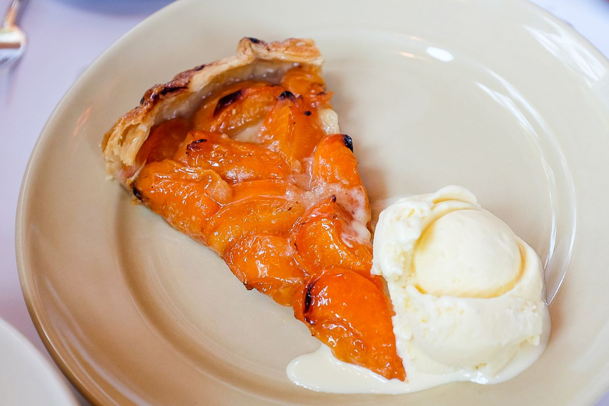 Californias 38 best restaurants eater apricot tart at the caf at chez panisse photo by bill addison malvernweather Image collections