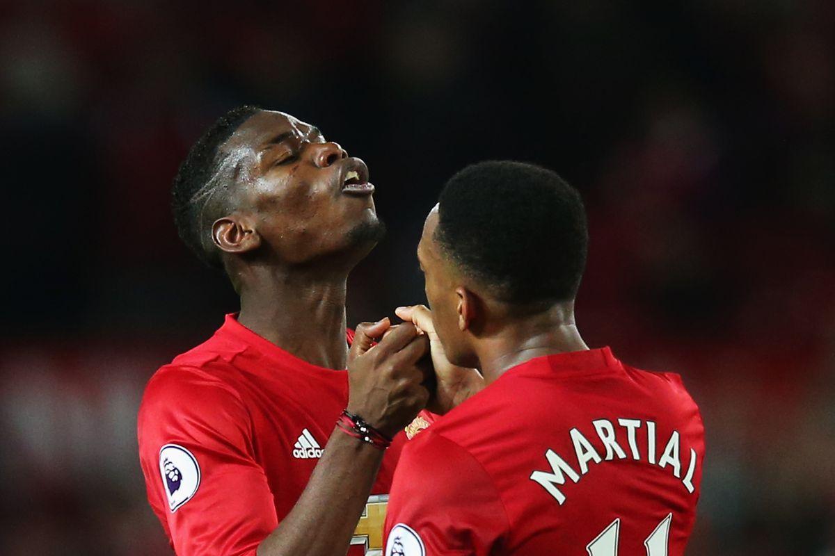 Manchester United v Middlesbrough - Premier League