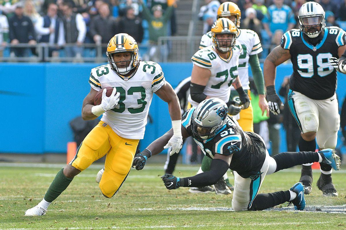 Green Bay Packers v Carolina Panthers