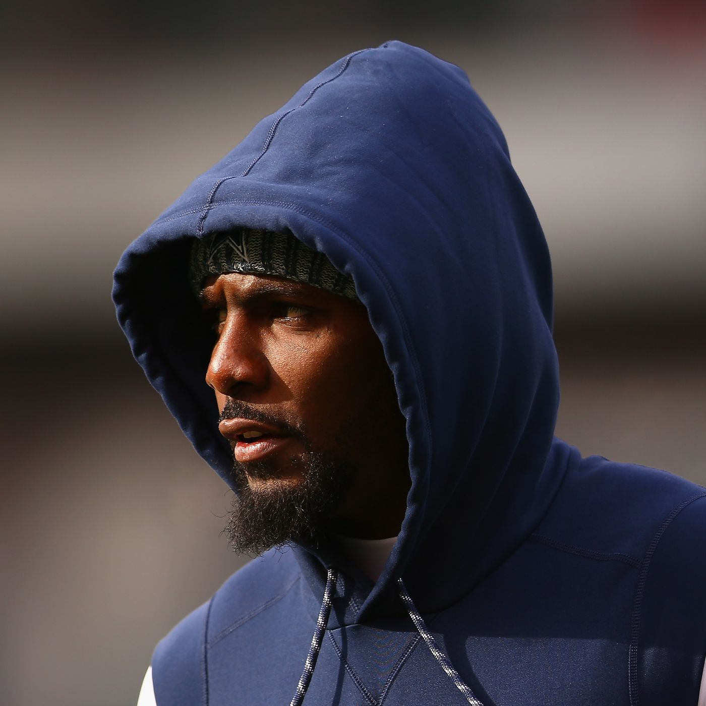 56578ba392482 Dez Bryant is spending his time on the free agent market playing NFL  analyst on Twitter