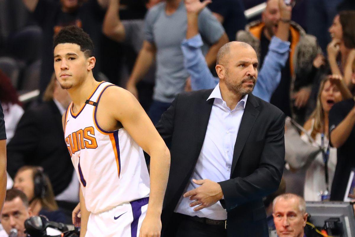 e278a9d7a Rival execs think Jason Kidd ends up coaching the Phoenix Suns ...