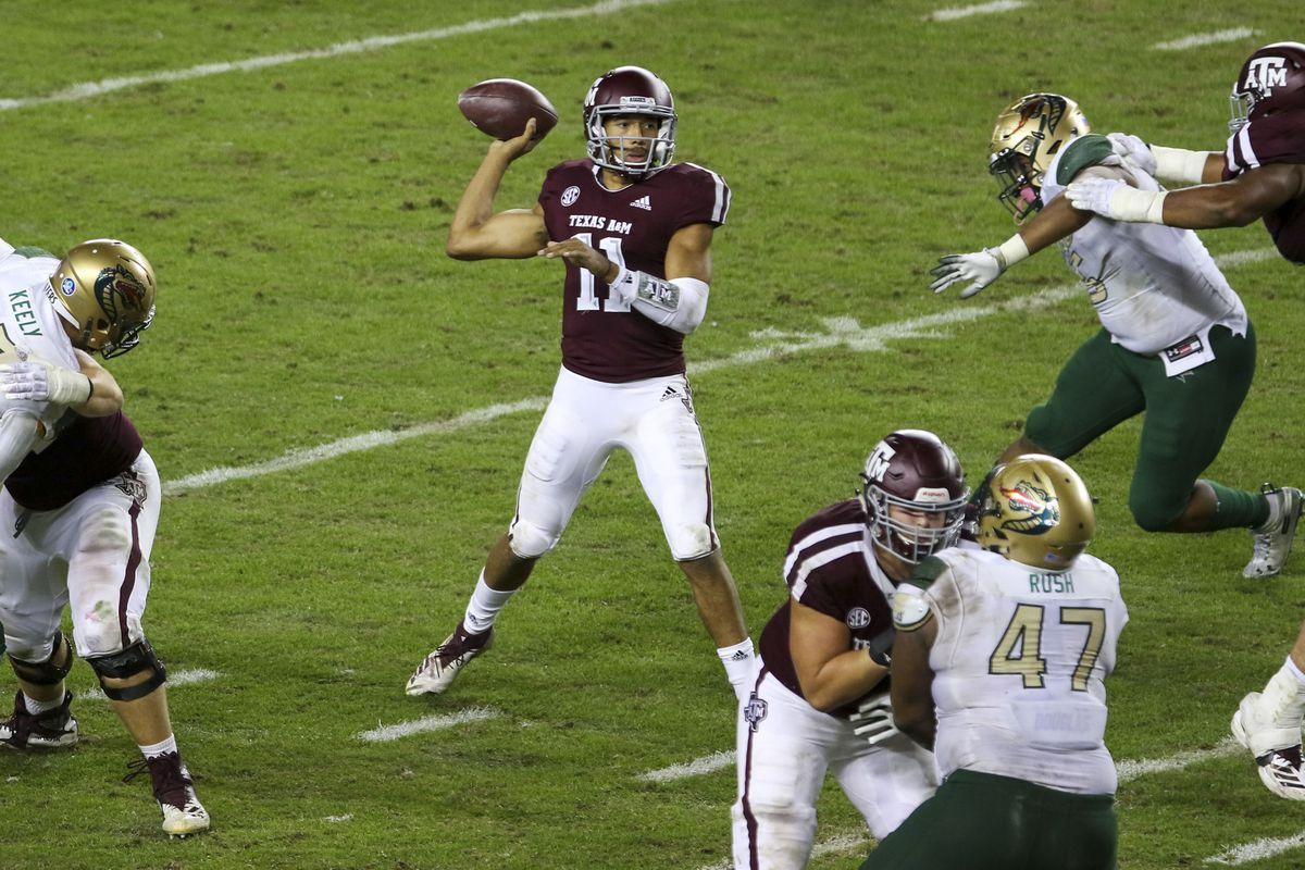 NCAA Football: Alabama-Birmingham at Texas A&M