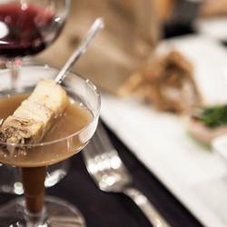 Pork cocktail from Ed Witt