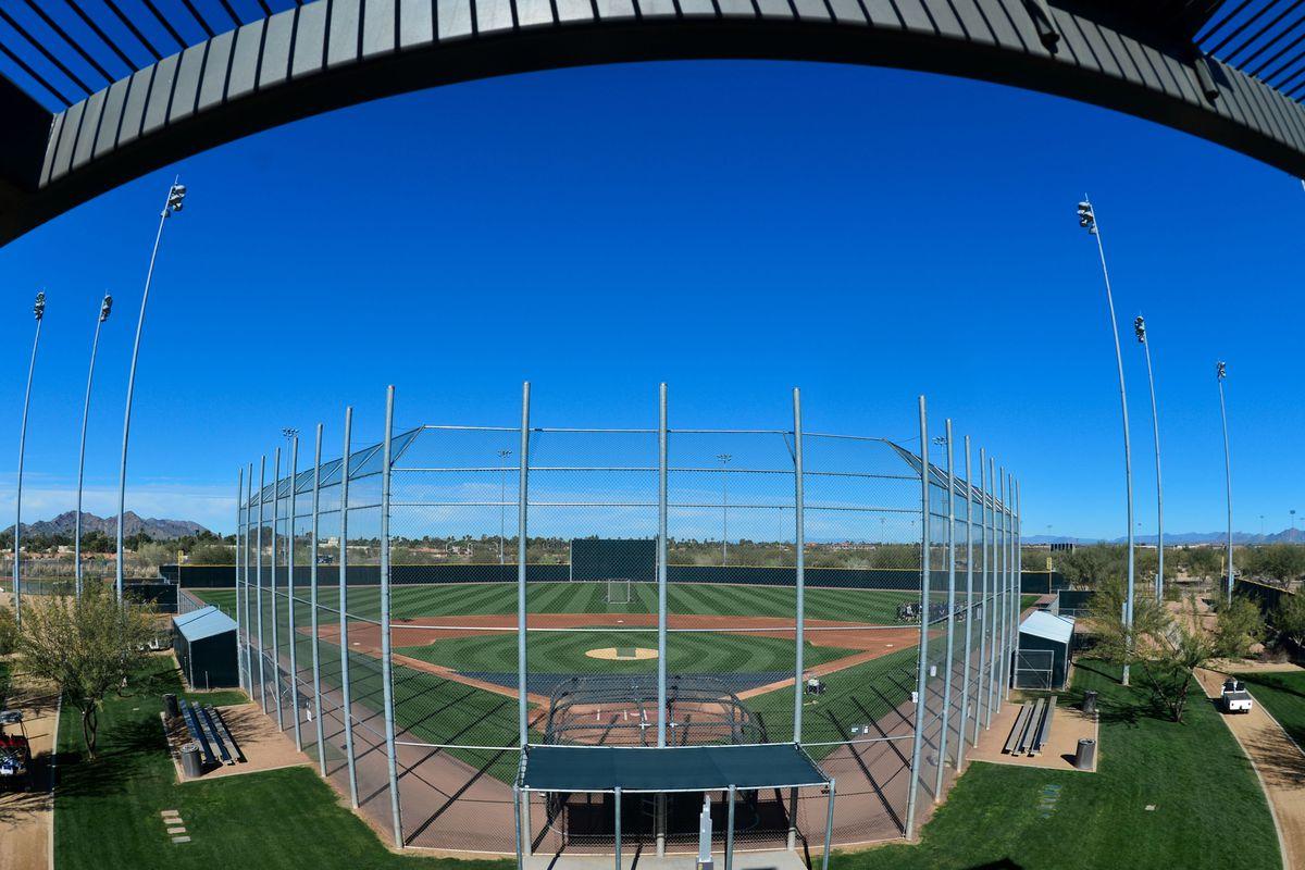 MLB: Colorado Rockies-Workouots