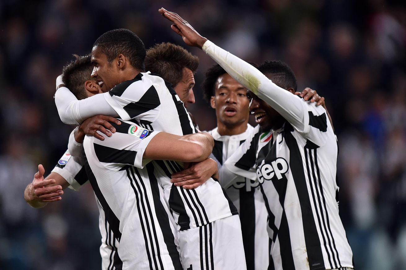 Juventus 3 - Sampdoria 0: Initial reaction and random observations