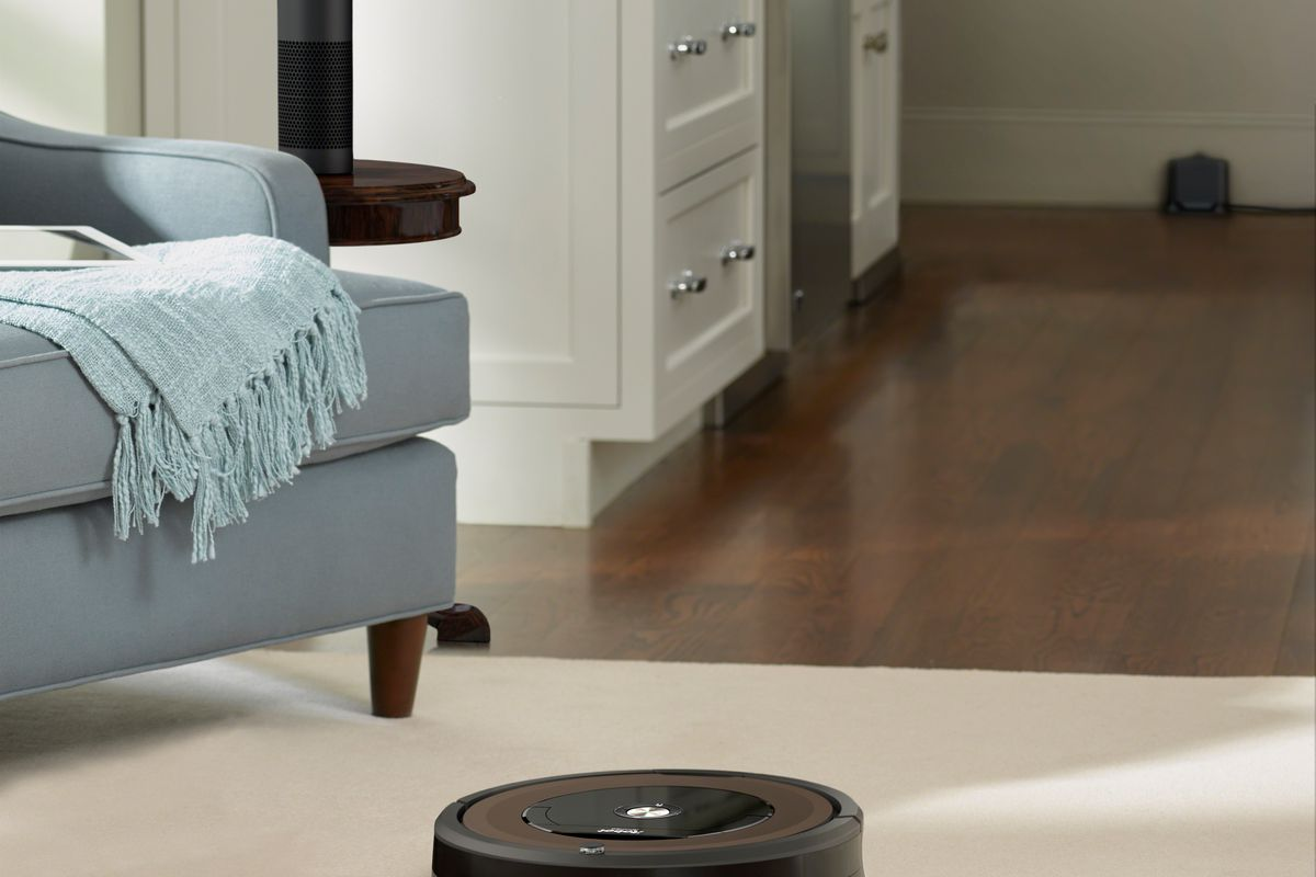 Roombas will soon sweep your home for weak Wi-Fi signals