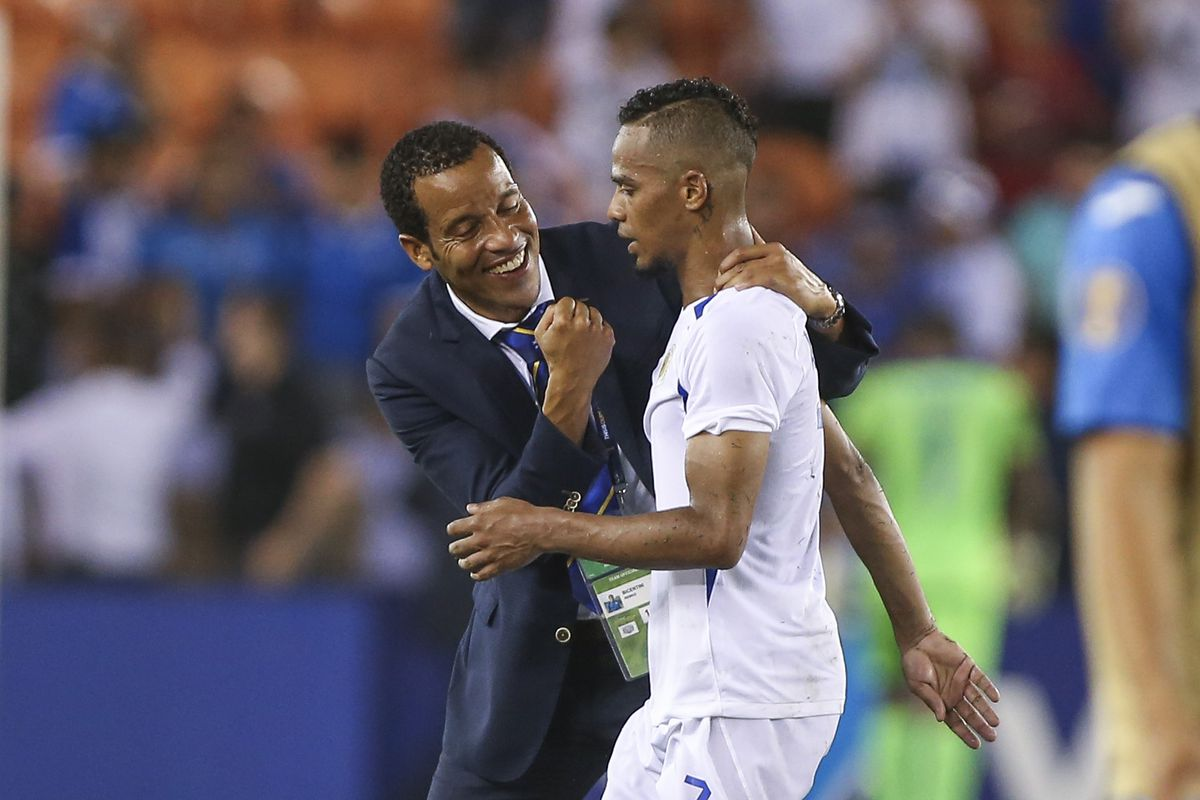 Soccer: CONCACAF Gold Cup-Honduras at Curacao