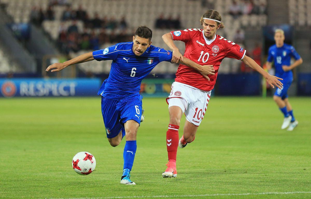 Denmark v Italy - 2017 UEFA European Under-21 Championship