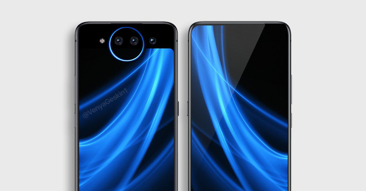 The Vivo Nex 2 leaks with two displays, rear LED ring, and possible time-of-flight 3D scanner
