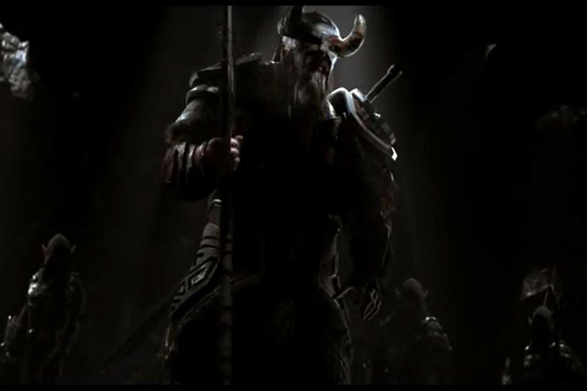 Elder Scrolls Online E3