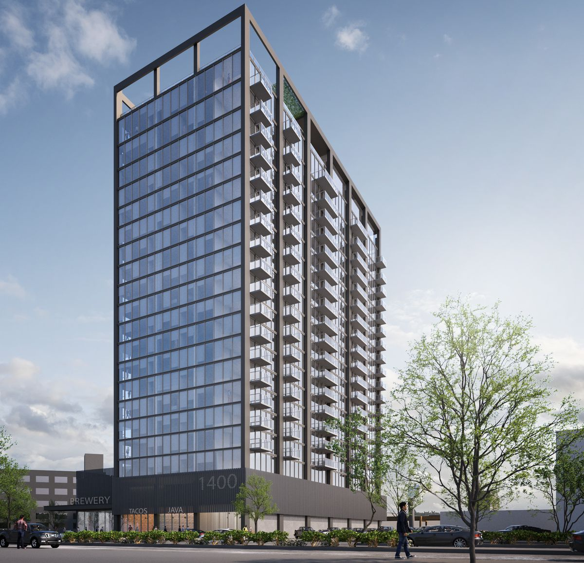 Apartments Near Me Based On Income: West Loop Apartment Developments Bring 500 Units To