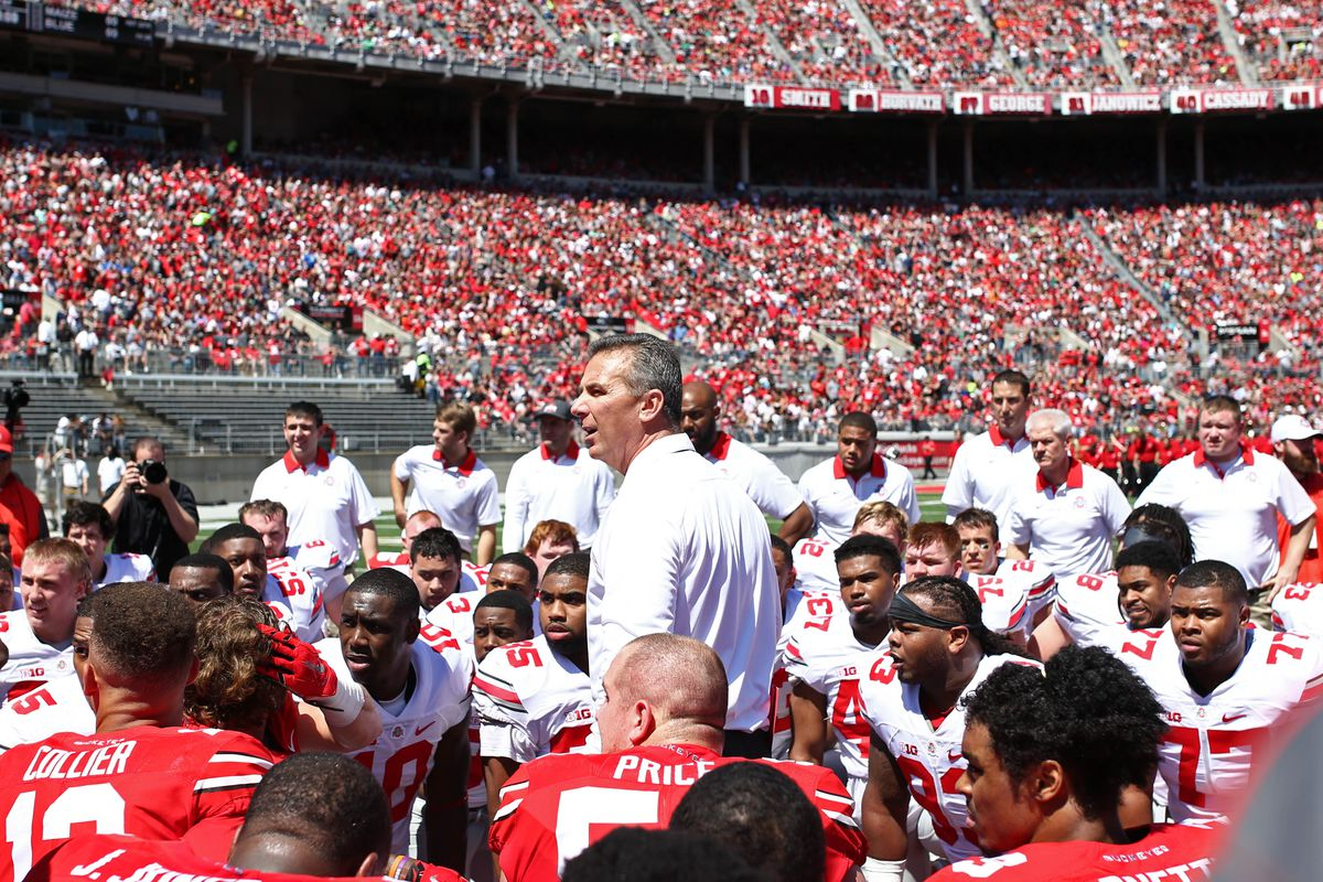 Ohio State-Oklahoma will be played before a sold out ...