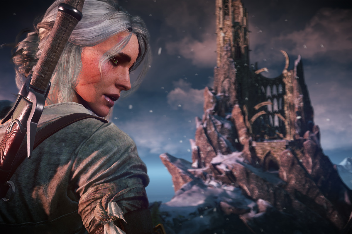 Netflix S The Witcher Series Casts Its Ciri And Yennefer