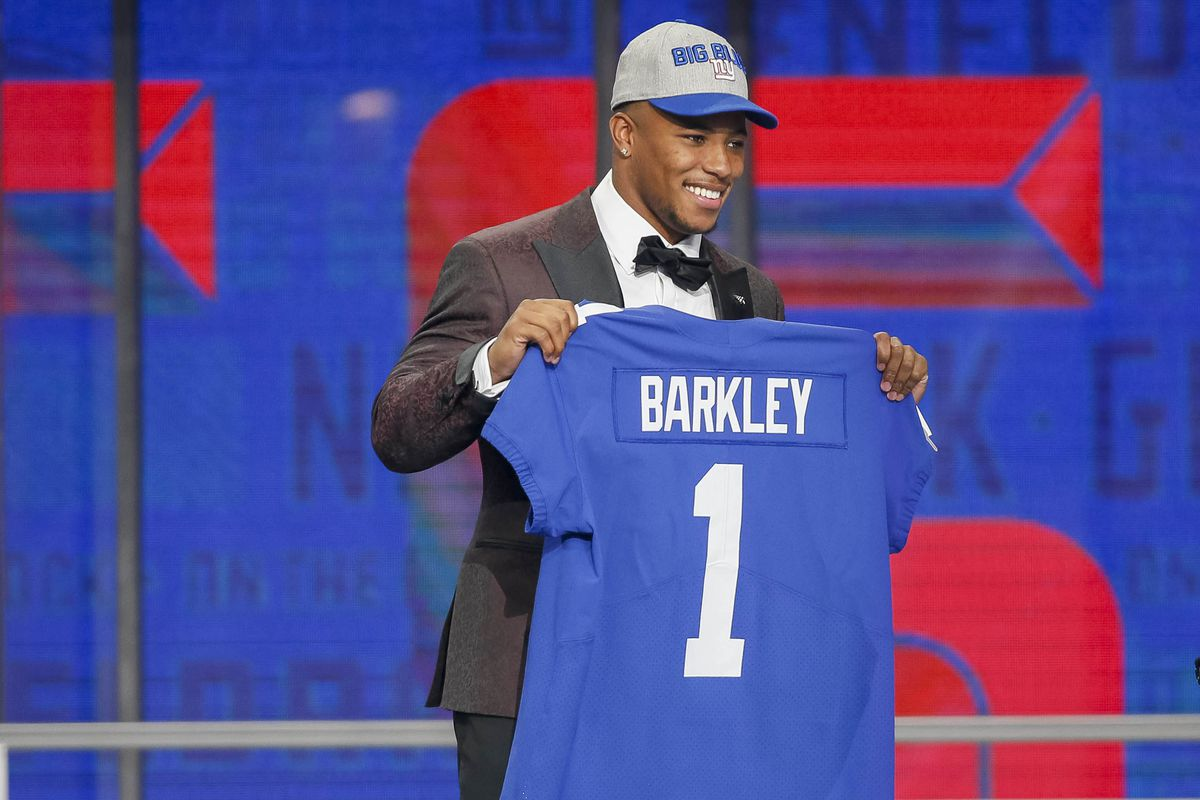 Why the Giants selected Saquon Barkley - Big Blue View a23b3e66229