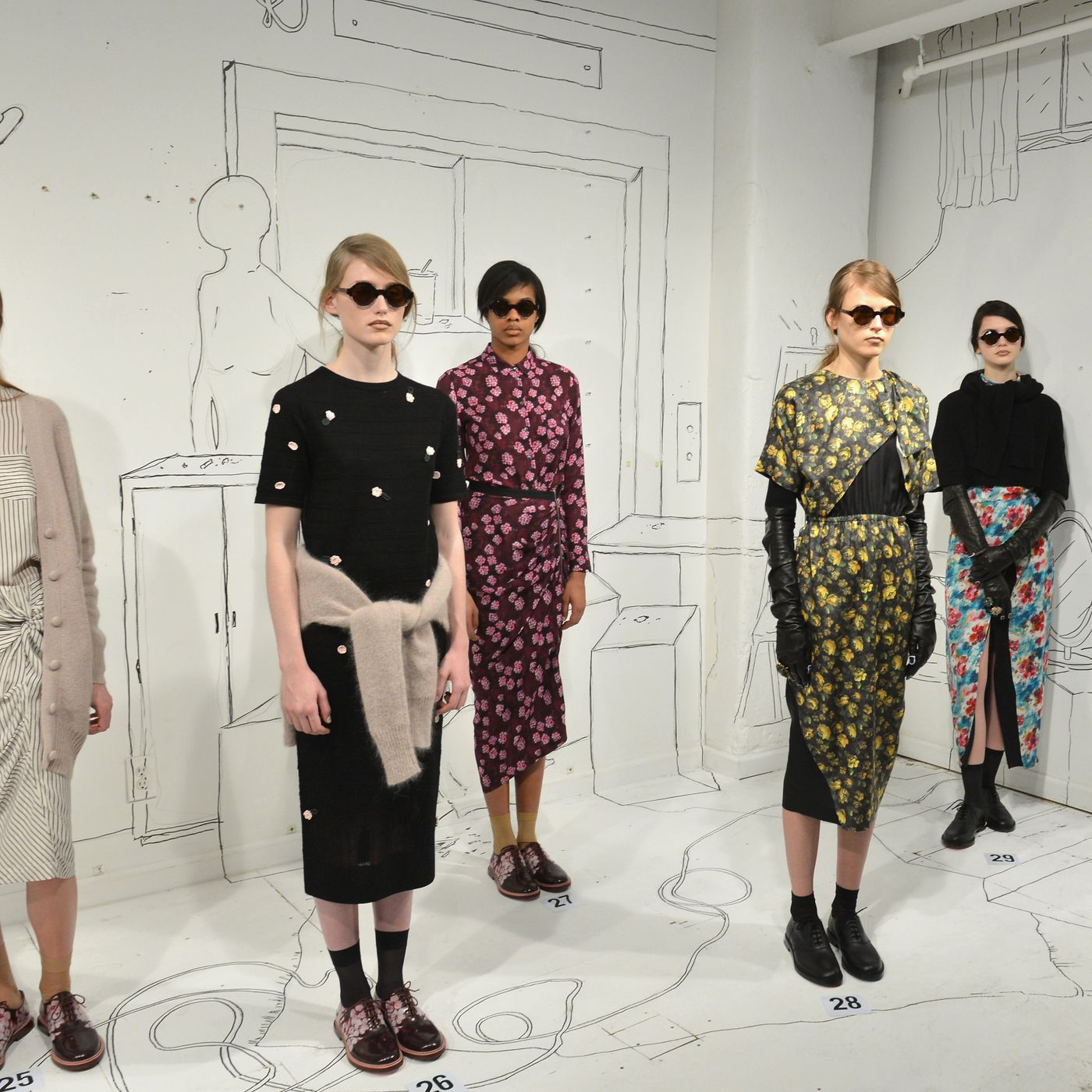 Band Of Outsiders Simply Ran Out Of Money Racked Band of Outsiders