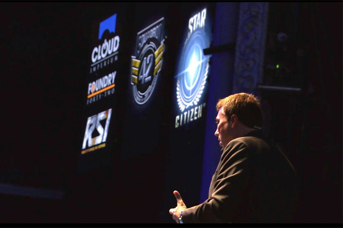 Crytek sues Star Citizen studios over use of CryEngine (update