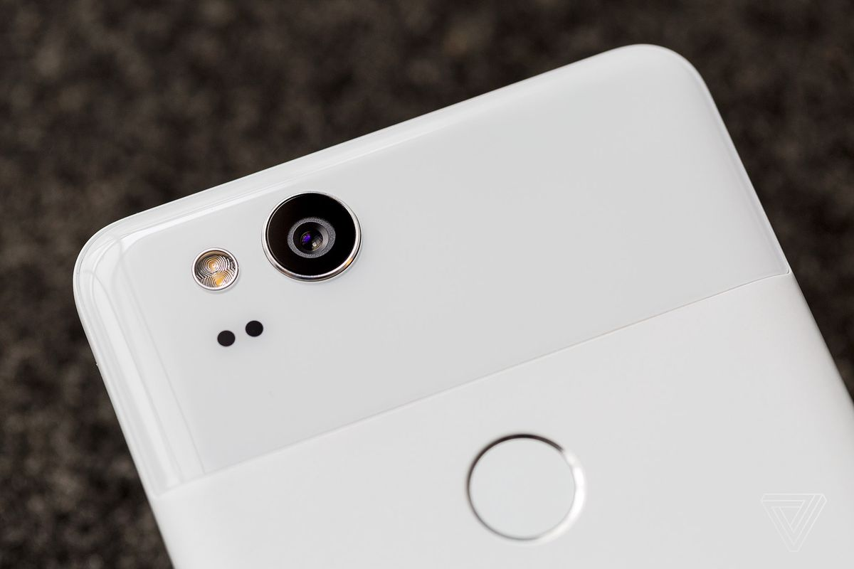 Does the Google Pixel 2 XL have a screen burn-in problem?