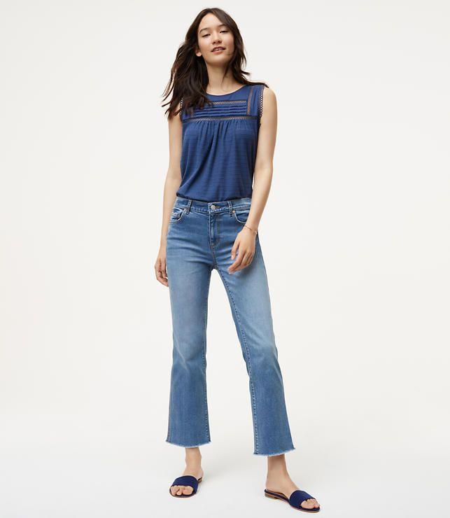 Modern Vintage Straight Jeans