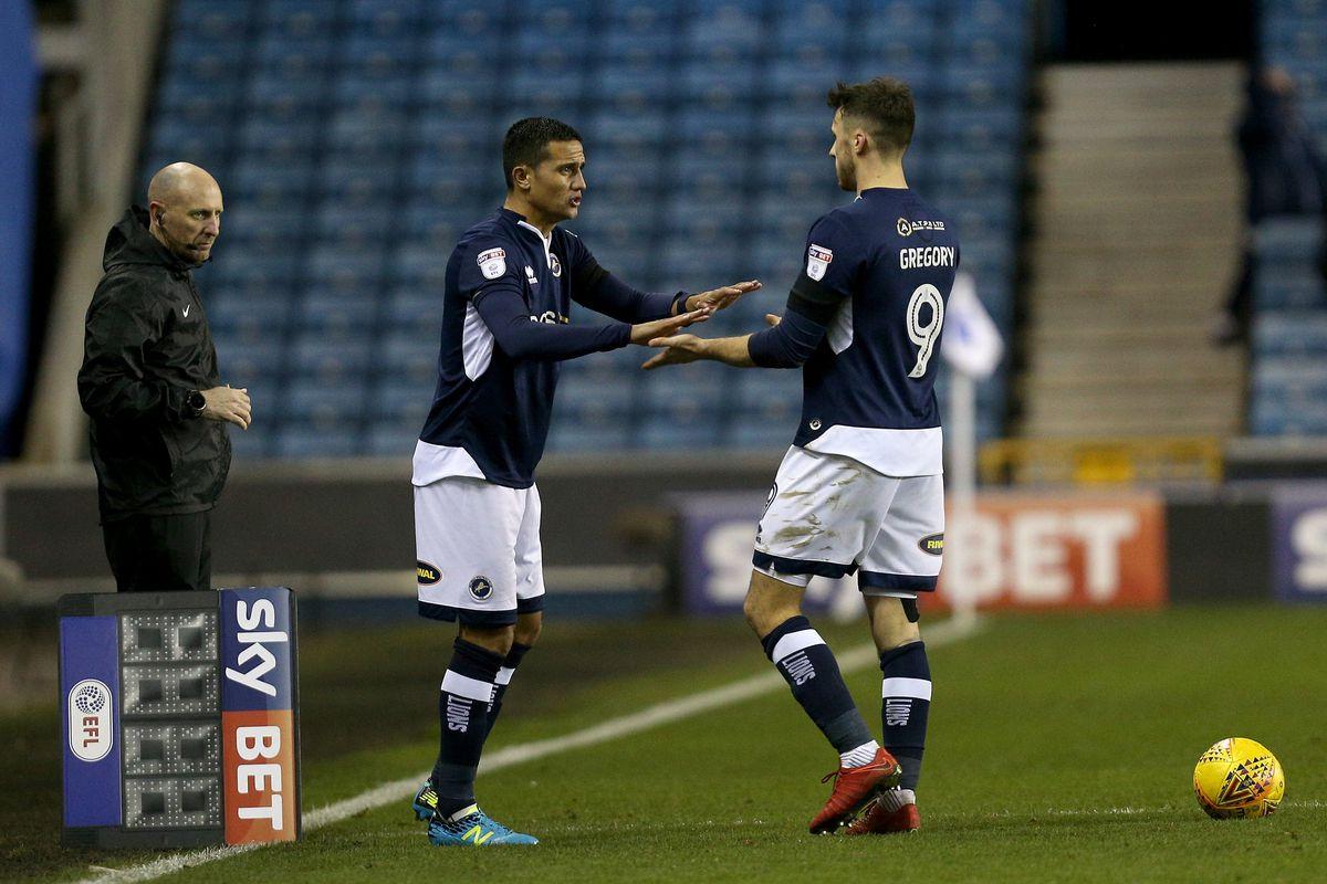 Millwall v Cardiff City - Sky Bet Championship