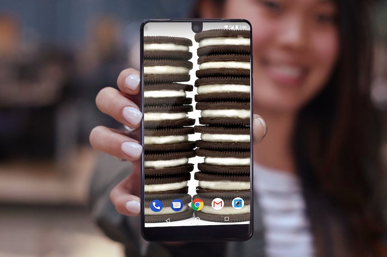 android oreo 8 1 is now out on the essential phone