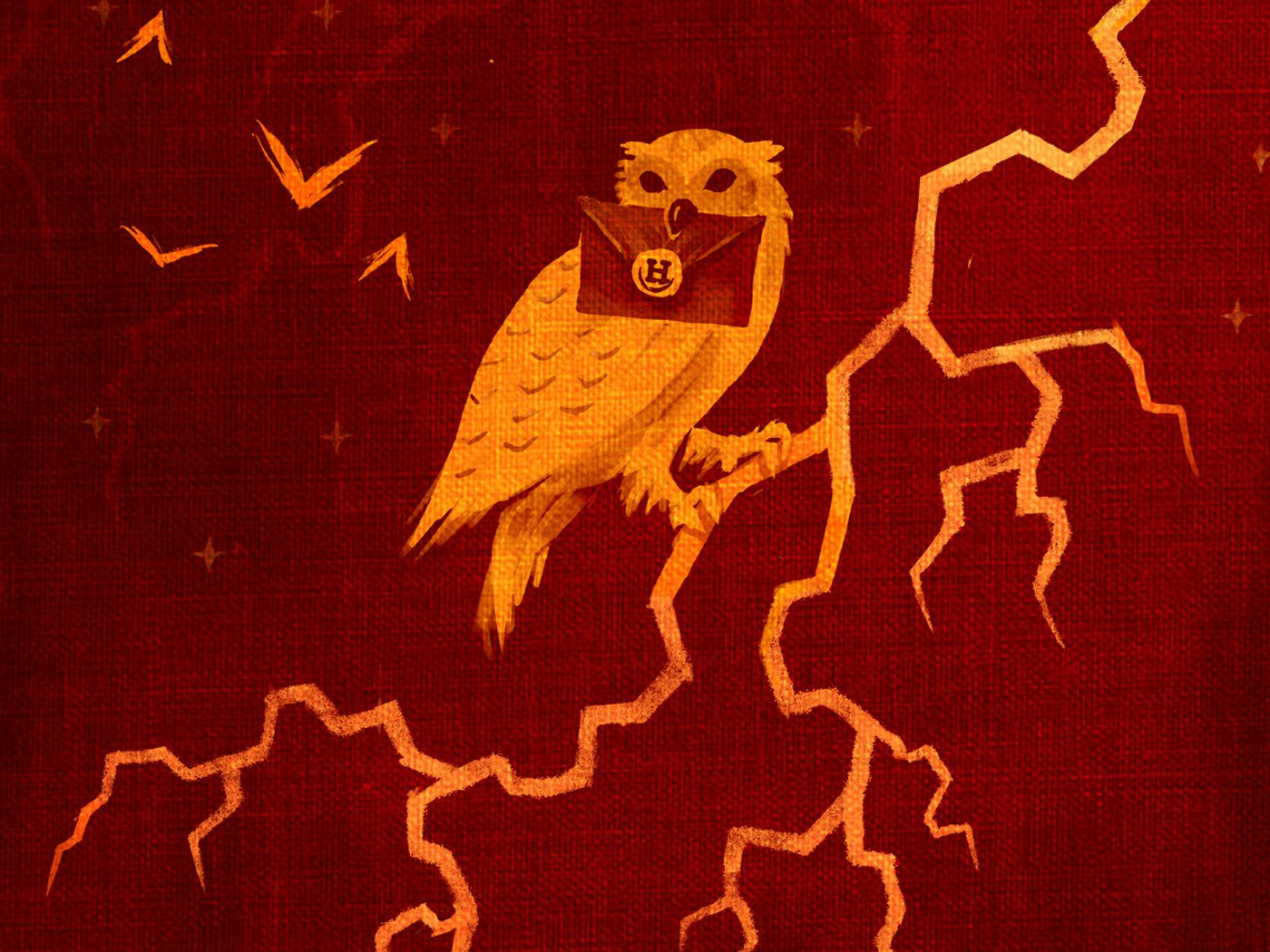 Harry Potter E Books Get Gorgeous New Covers Designed By Olly Moss Polygon