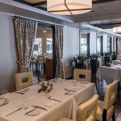 Biscayne Steak, Sea & Wine's private dining room