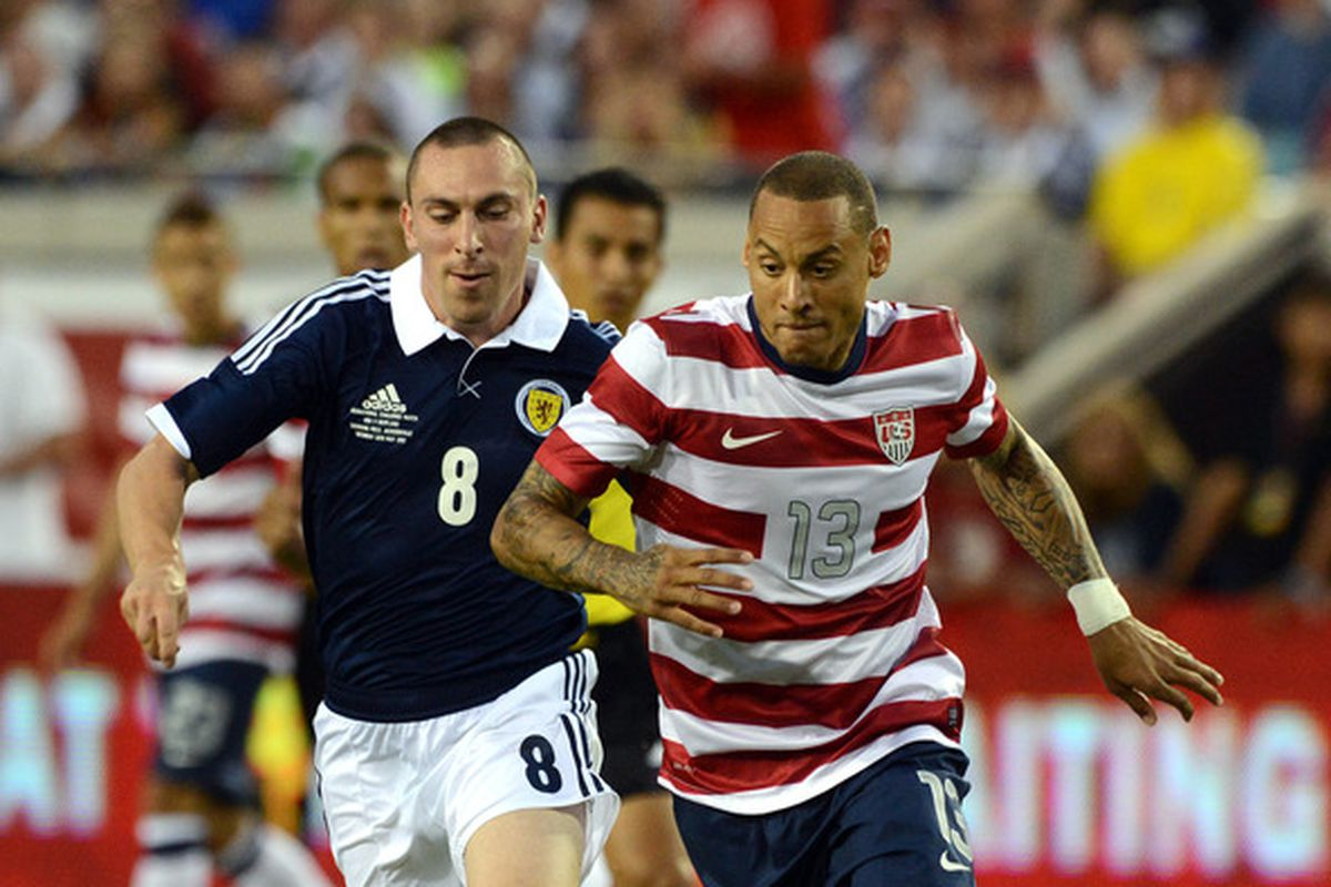 USA vs  Scotland, 2013 friendly: Match predictions - Stars and