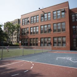 The Nettelhorst School in Boystown.    Colin Boyle/Sun-Times