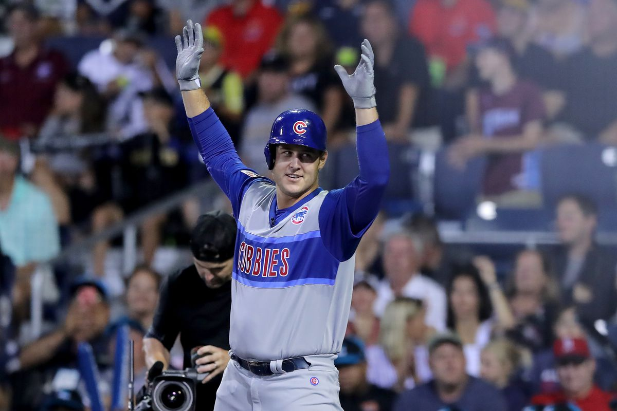 Cubs 7, Pirates 1 in MLB Little League Classic