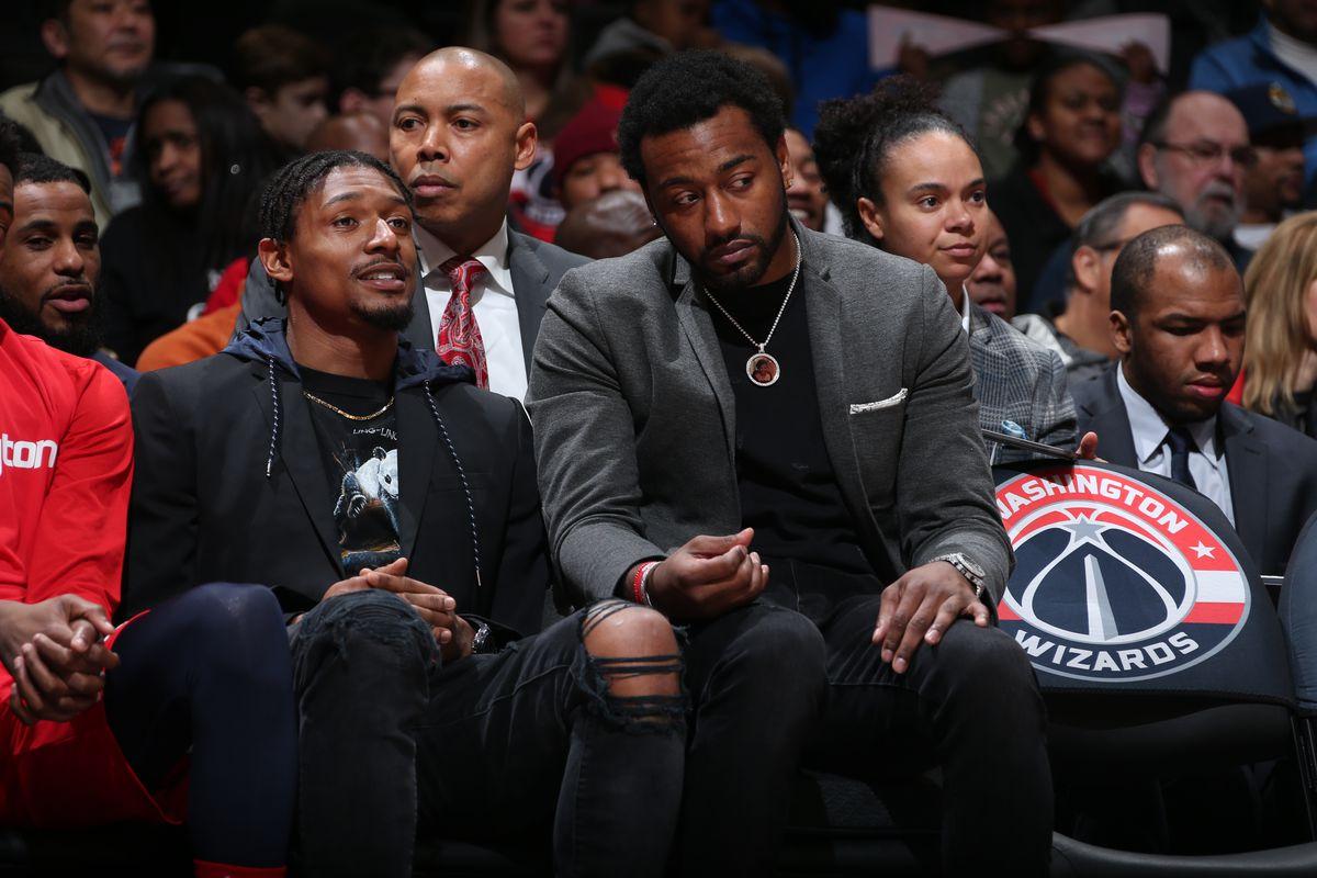Denver Nuggets v Washington Wizards