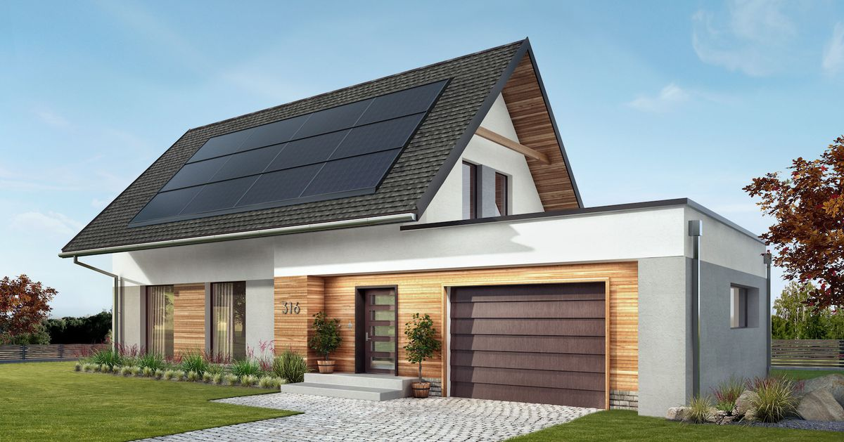 Solar Roof Now Offered By Standard Industries Through Gaf
