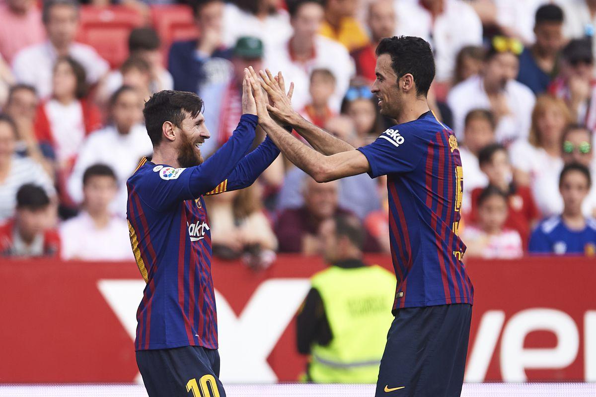 Sergio Busquets: Lionel Messi doesn't guarantee Champions League glory