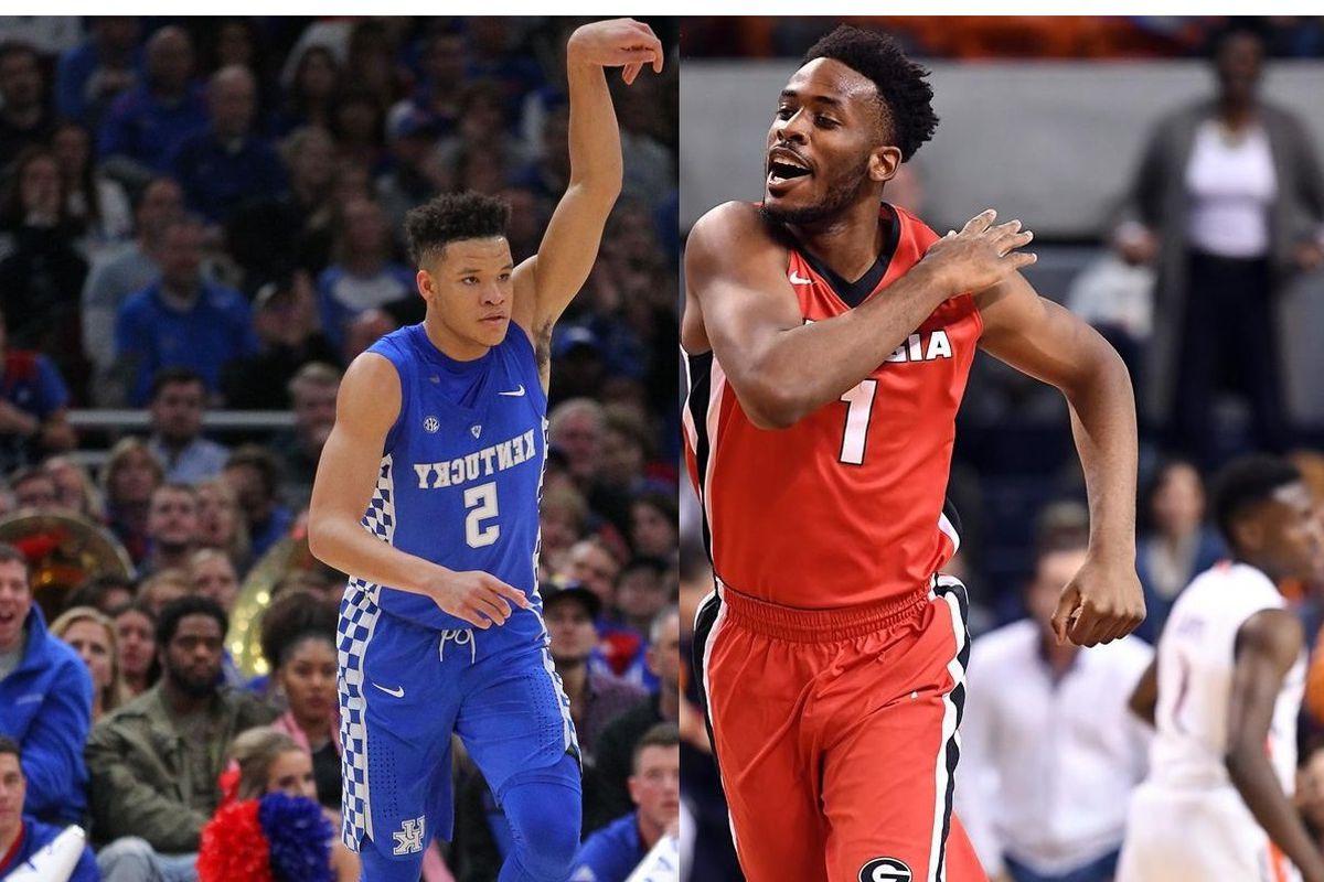 Kentucky Wildcats Basketball vs Georgia Bulldogs: Game ...