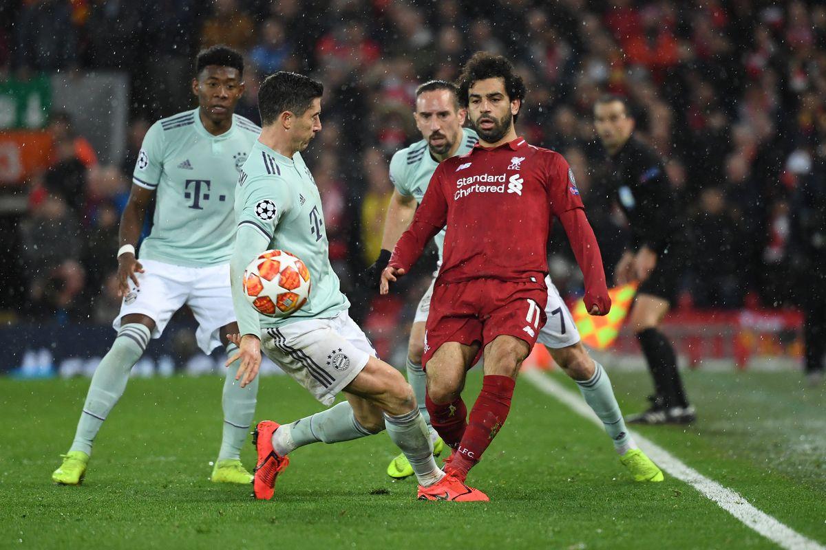 FC Liverpool - Bayern Munich