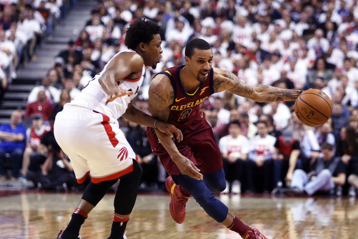 Cleveland Cavaliers v Toronto Raptors - Game One
