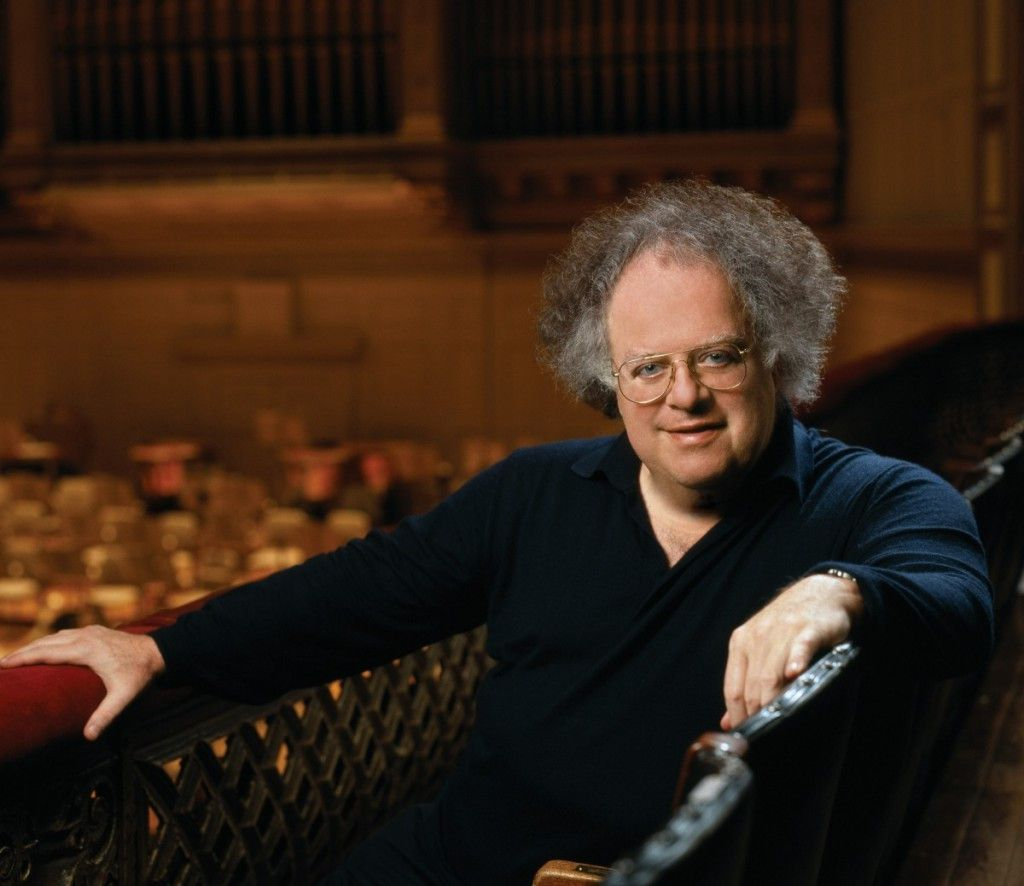 Conductor James Levine will lead the Chicago Symphony Orchestra during the 2016-17 season at Symphony Center. (Photo courtesy of Jorg Meyer)