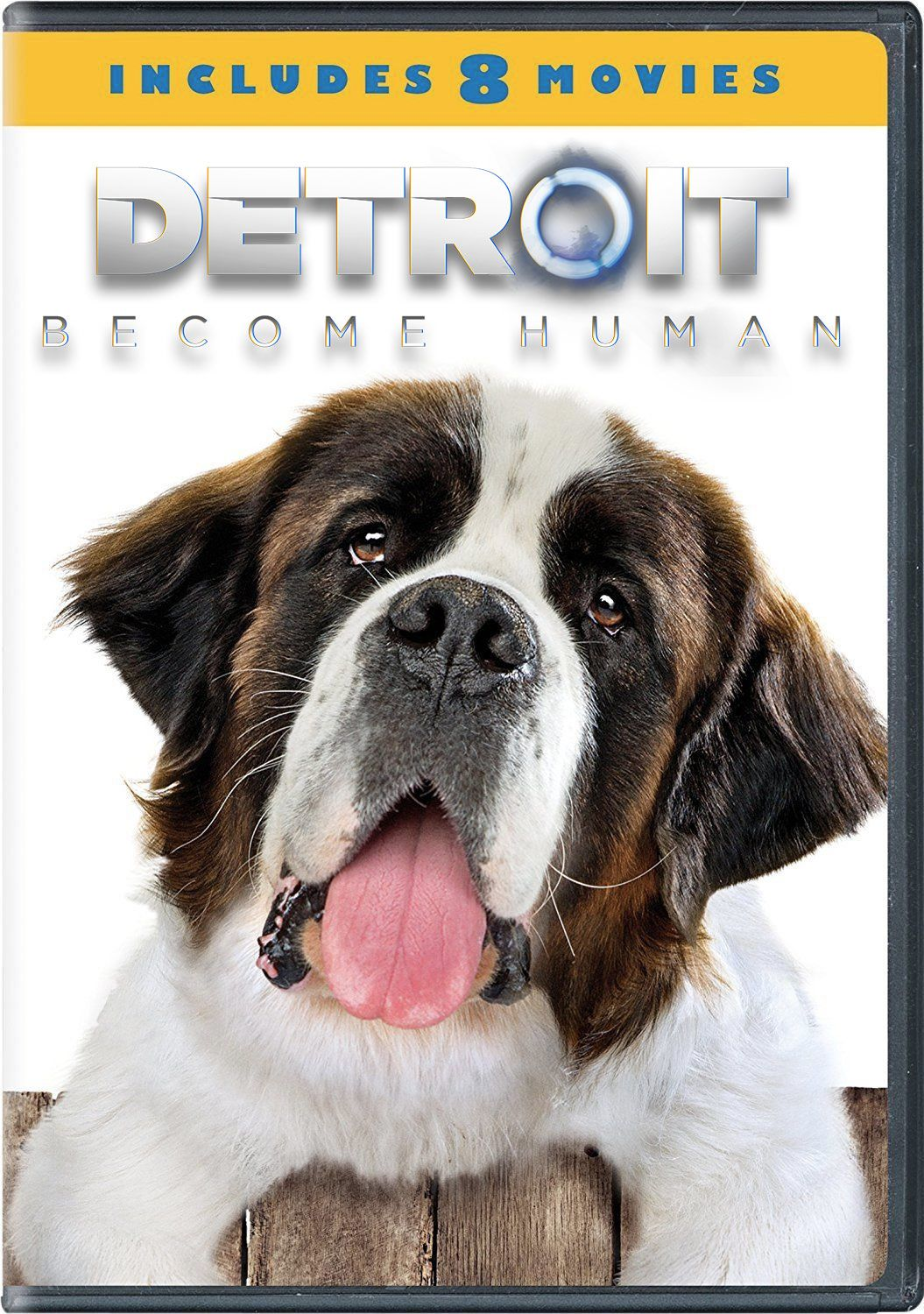 Detroit: Become Human's dog is one of the weirdest parts of