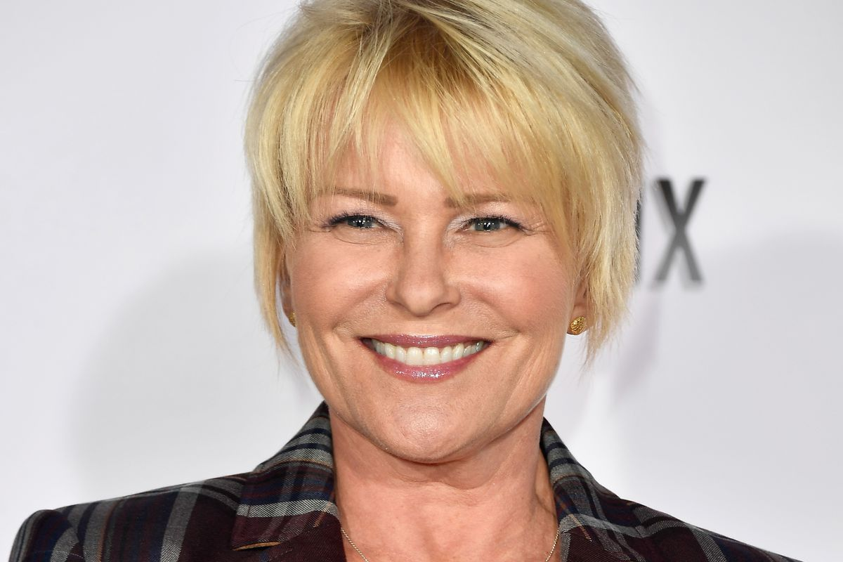 """Judi Evans, attends the Premiere Of Paramount Pictures And Pure Flix Entertainment's """"Same Kind Of Different As Me"""" at Westwood Village Theatre on October 12, 2017 in Westwood, California."""