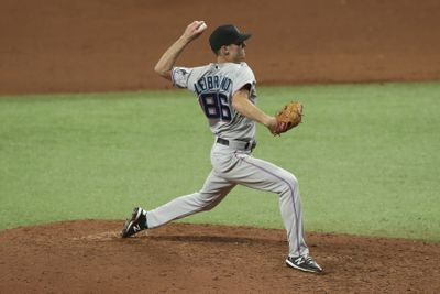 MLB: SEP 05 Marlins at Rays
