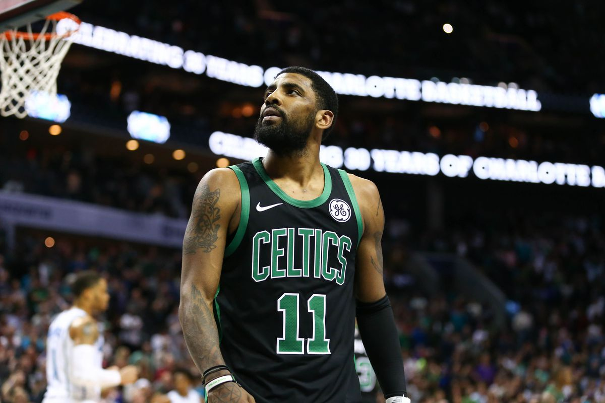 56010089ec89 The Celtics are back in disarray after another round of strange Kyrie  Irving quotes