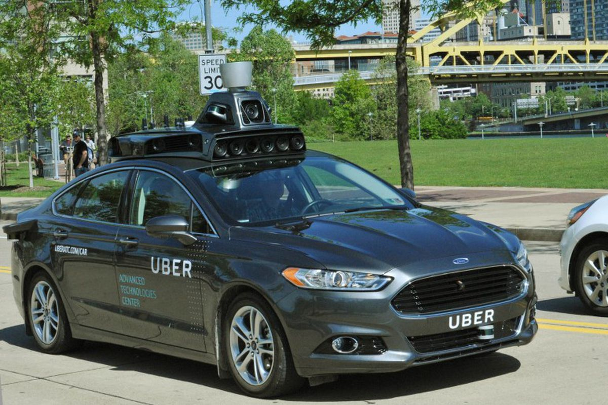 Image result for uber self-driving cars