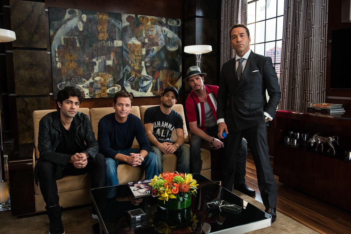 Yes, there's an Entourage movie now. But why is there an Entourage movie now?